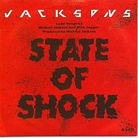 State of Shock Album Cover