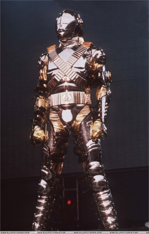 Michael C-3PO